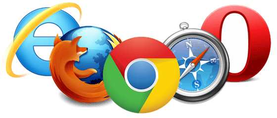 Quick SMS Bookmarklet Compatible Browsers