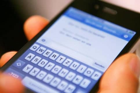 Receive SMS replies To Your Mobile Phone